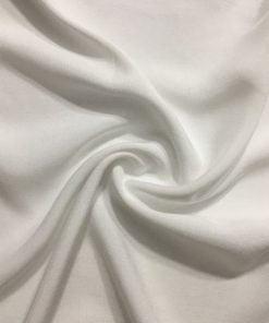 Beyaz Saf Pamuk Viskon Astar S1