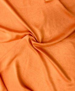 Orange Janjanlı Şifon