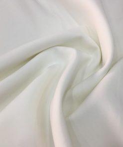 Kırık Beyaz Hürrem Krep Kumaş