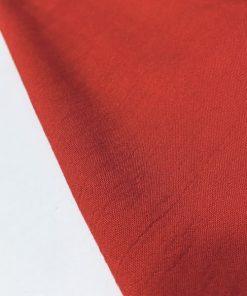 Şile Bezi Kumaş Kırmızı