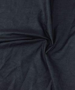 Lacivert Kot Kumaş