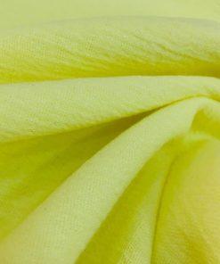 Limon Sarısı Şile Bezi Kumaş