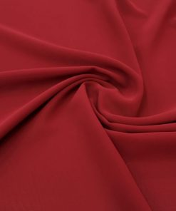 Kırmızı Multi Şifon Kumaş