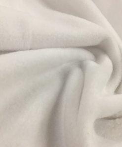 Beyaz Polar Kumaş