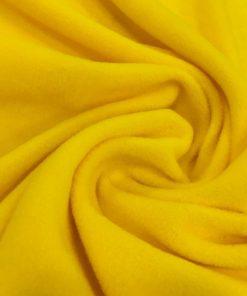 Civciv Sarısı Polar Kumaş