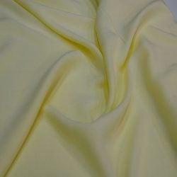 Saf Pamuk Viskon Astar Limon Sarısı