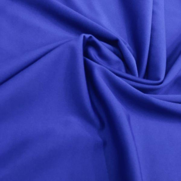 Saks Mavisi Dalgıç Kumaş