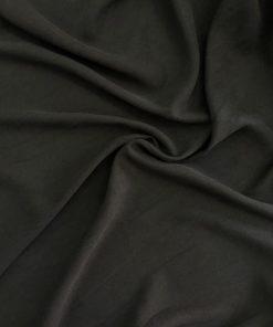 Siyah Taşlanmış Koton Kumaş