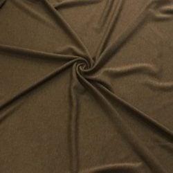 Kahverengi Triko Kumaş