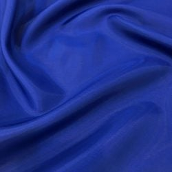 Saks Mavisi İpek Astar