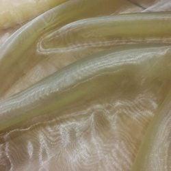 Sarımsı Kahverengi Organze Tül