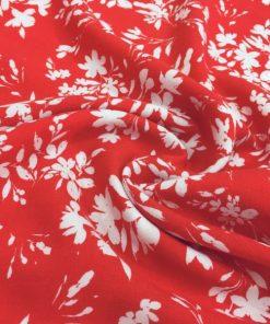 Çıtır Çiçek Desenli Viskon S1YGT 3