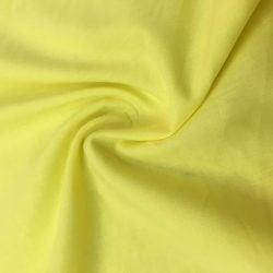 Limon Sarısı Saf Pamuk Vual S1YGT