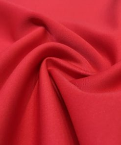 Kırmızı Dalgıç Kumaş AYT