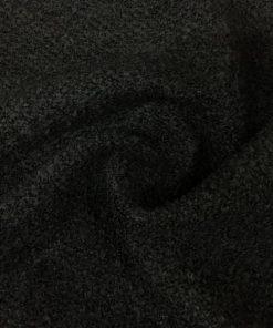 Yünlü Süper Keçe Kumaş Siyah