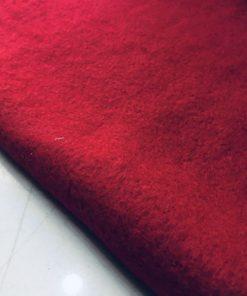 Yünlü Süper Buklet Keçe Kırmızı S1MRY