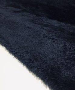 Peluş Kumaş Lacivert