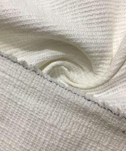 Beyaz Şanel Kumaş S1