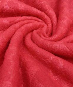 Desenli Süper Polar Kırmızı S1SRDN