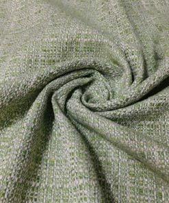 Fıstık Yeşili Şanel Kumaş S1