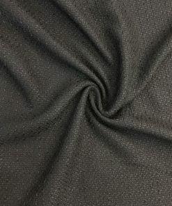 Klasik Siyah Şanel Kumaş S1ÜK