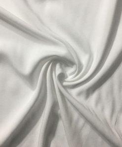 Kırık Beyaz Viskon Kumaş S1