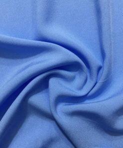 Mavi Viskon Kumaş S1