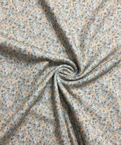 Çıtır Çiçek Desenli Çelik Penye S1