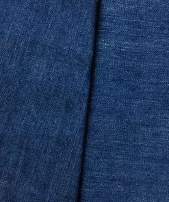 Mavi Taşlanmış Kot Kumaş S1