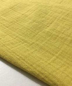 Şile Bezi Soft Sarı S1