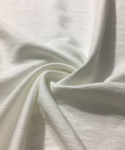 Aerobin Keten Kumaş Kırık Beyaz S1