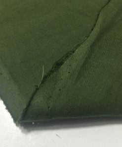 Askeri Yeşil Pamuk Poplin S1