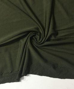 Koyu Yeşil Denye Astar S1