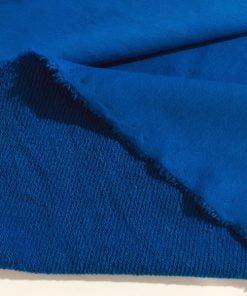 Mavi Üç İplik Penye Kumaş S1