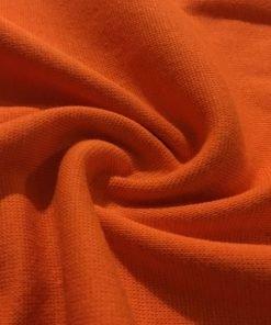 Orange Çelik Penye Kumaş S1