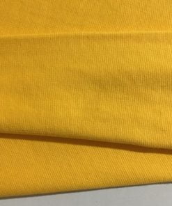 Sarı Çelik Penye Kumaş S1