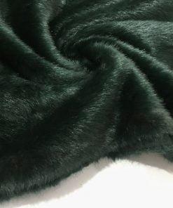 İthal Süper Suni Kürk Zümrüt Yeşili S1