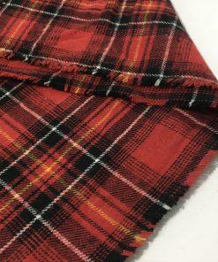 Kırmızı Ekoseli Oduncu Gömleği S1