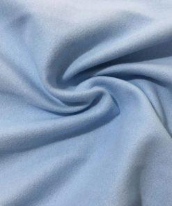 Mantoluk Kaşe Bebe Mavi S1
