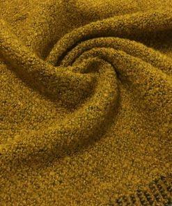 Şanel Kumaş Hardal Sarısı S1